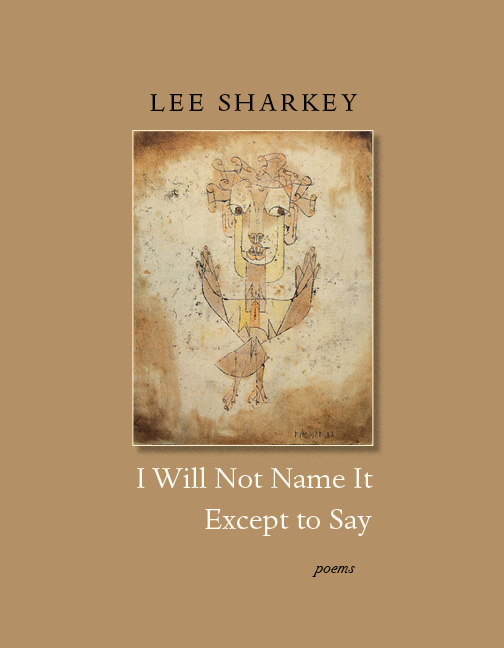 I Will Not Name It Except To Say by Lee Sharkey